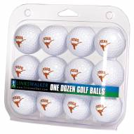 Texas Longhorns Dozen Golf Balls