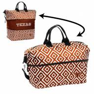 Texas Longhorns Expandable Tote Bag