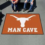 Texas Longhorns Man Cave Ulti-Mat Rug