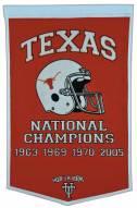 Winning Streak Texas Longhorns NCAA Football Dynasty Banner