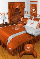 Texas Longhorns NCAA Sideline Bed Set