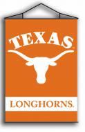 "Texas Longhorns Premium 28"" x 40"" Indoor Banner Scroll"