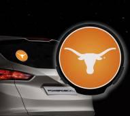 Texas Longhorns Light Up Power Decal