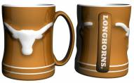 Texas Longhorns Sculpted Relief Coffee Mug