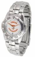 Texas Longhorns Sport Steel Women's Watch