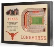 Texas Longhorns Stadium View Wall Art