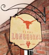 Texas Longhorns Tavern Sign