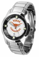 Texas Longhorns Titan Steel Men's Watch