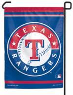 """Texas Rangers 11"""" x 15"""" Garden Flag"""