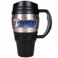 Texas Rangers 20 Oz. Travel Mug