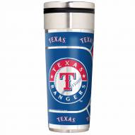 Texas Rangers 22 oz. Hi Def Travel Tumbler