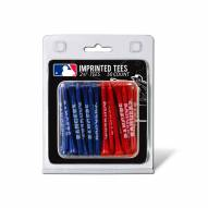 Texas Rangers 50 Golf Tee Pack