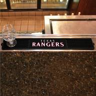 Texas Rangers Bar Mat