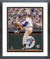 Texas Rangers Bert Blyleven Framed Photo