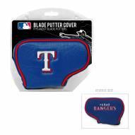 Texas Rangers Blade Putter Headcover