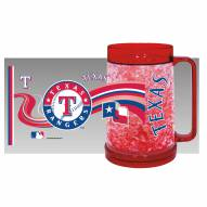 Texas Rangers Crystal Freezer Mug