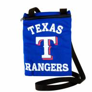Texas Rangers Game Day Pouch