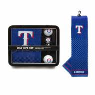 Texas Rangers Golf Gift Set
