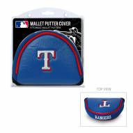 Texas Rangers Golf Mallet Putter Cover