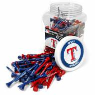 Texas Rangers 175 Golf Tee Jar