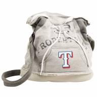 Texas Rangers Hoodie Duffle