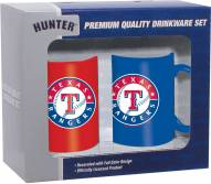 Texas Rangers Home & Away Coffee Mug