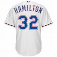Texas Rangers Josh Hamilton Replica Home Baseball Jersey