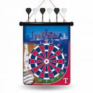 Texas Rangers Magnetic Dart Board