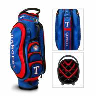 Texas Rangers Medalist Cart Golf Bag