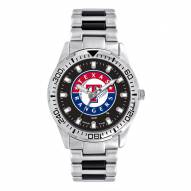 Texas Rangers Men's Heavy Hitter Watch
