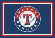 Texas Rangers MLB Team Spirit Area Rug