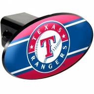 Texas Rangers MLB Trailer Hitch Cover