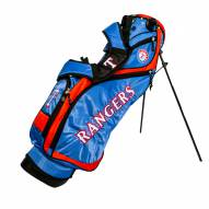 Texas Rangers Nassau Stand Golf Bag