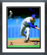 Texas Rangers Nolan Ryan 1989 Action Framed Photo