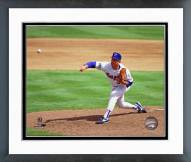 Texas Rangers Nolan Ryan 1993 Action Framed Photo