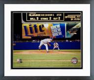Texas Rangers Nolan Ryan 300th Win Framed Photo