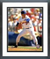 Texas Rangers Nolan Ryan Action Framed Photo
