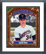Texas Rangers Nolan Ryan Studio Plus Framed Photo