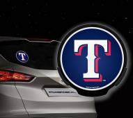 Texas Rangers Light Up Power Decal