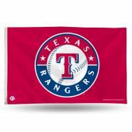 Texas Rangers 3' x 5' Banner Flag