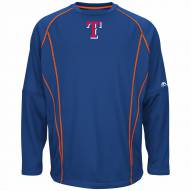 Texas Rangers On-Field Practice Pullover