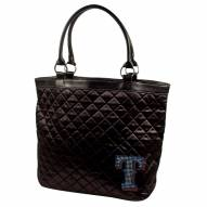 Texas Rangers Sport Noir Quilted Tote