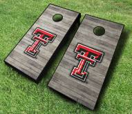 Texas Tech Red Raiders Cornhole Board Set