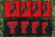 Texas Tech Red Raiders College Vault Cornhole Bag Set