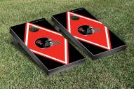 Texas Tech Red Raiders Diamond Cornhole Game Set