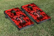 Texas Tech Red Raiders Fight Song Cornhole Game Set