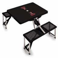Texas Tech Red Raiders Folding Picnic Table