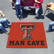 Texas Tech Red Raiders Man Cave Tailgate Mat