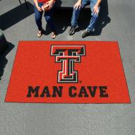 Texas Tech Red Raiders Man Cave Ulti-Mat Rug