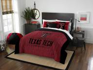 Texas Tech Red Raiders Modern Take Full/Queen Comforter Set